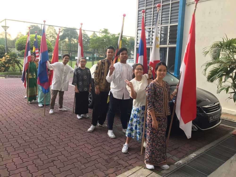 PROUD TO CARRY THE ASEAN FLAGS.jpg